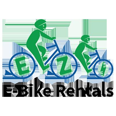 EZ E-Bike Rentals Logo