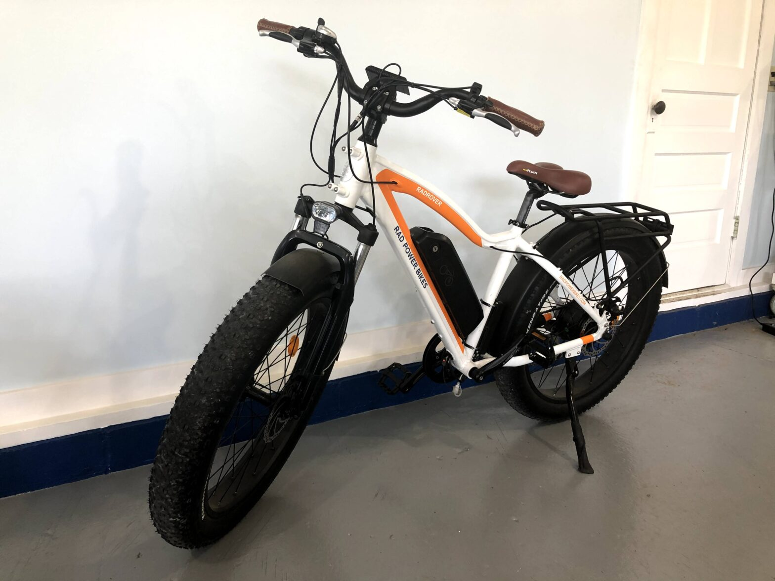 2018 Used RadRover E-Bike - Rad Power Bikes