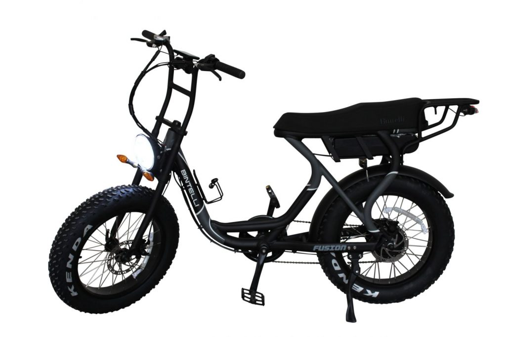 Bintelli Fusion Hybrid Electric Bike