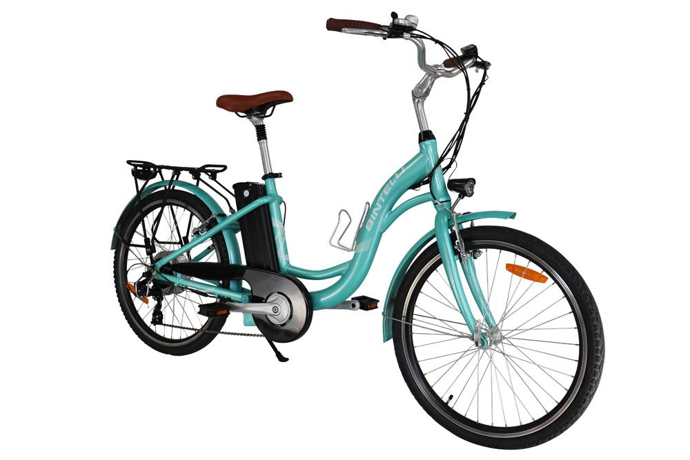 Bintelli Journey Step Thru Electric Bike