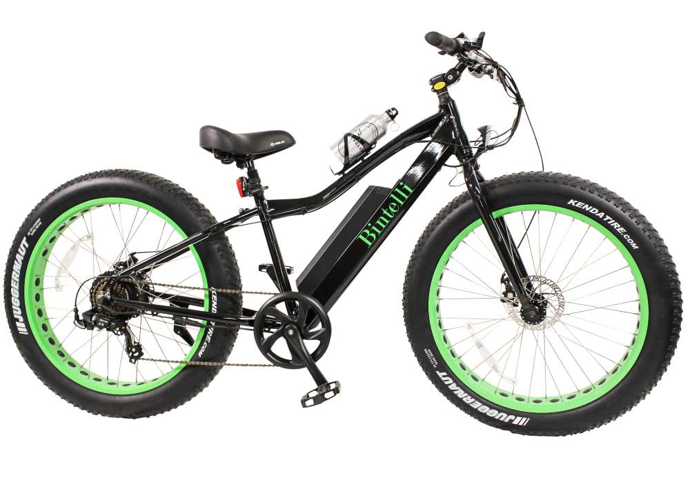 Bintelli M1 Electric Fat Bike