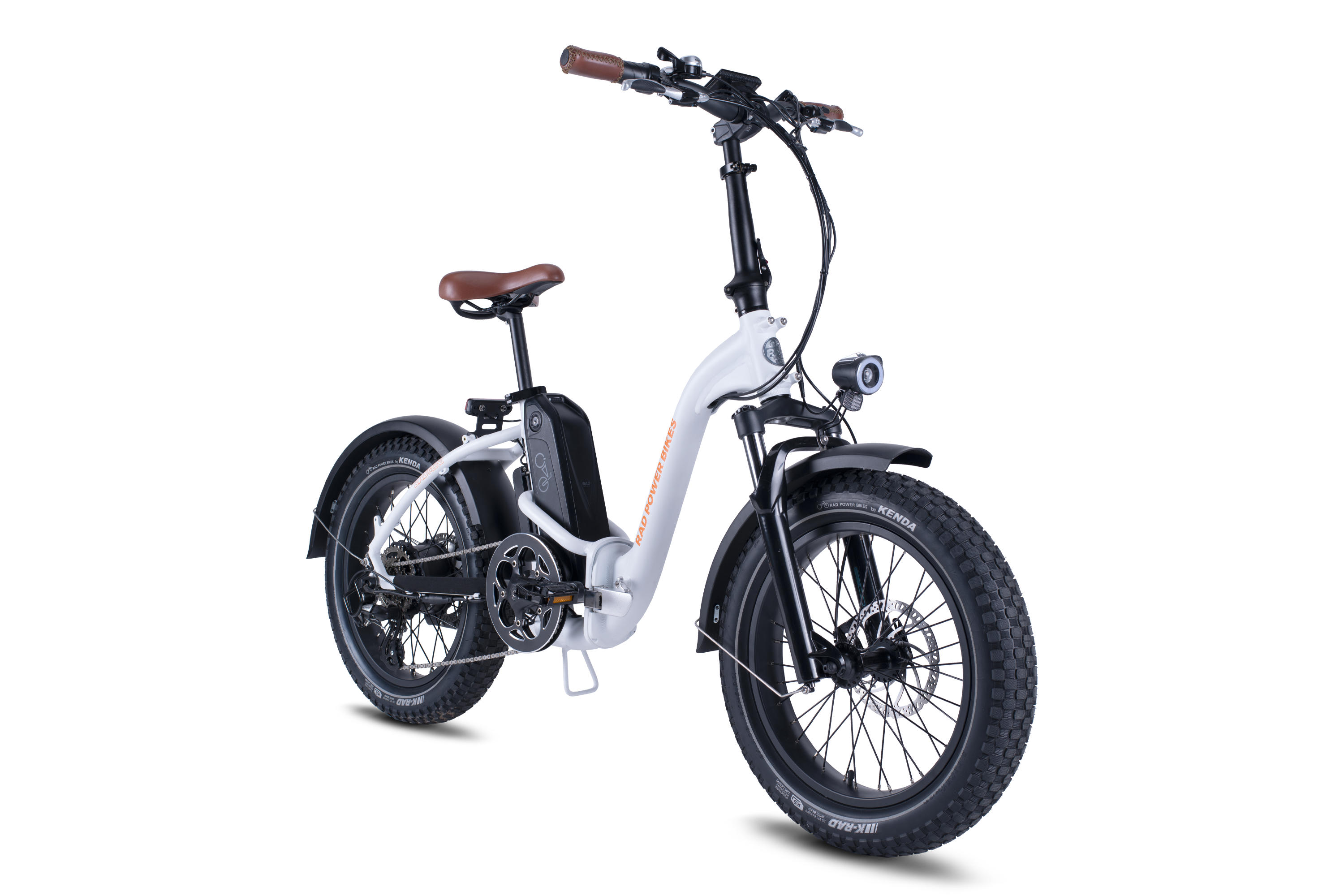 RadMini Step-Thru Electric Folding Fat Bike