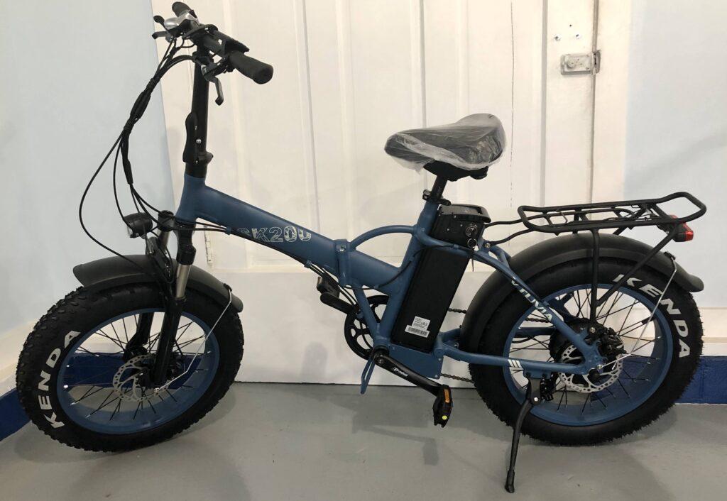 Vtuvia SK20 - Foldable Fat Tire E-Bike For Sale - $1,250