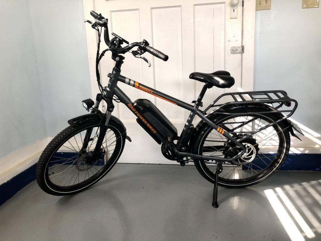 EZ E-Bike Rentals - 2019 RadCity