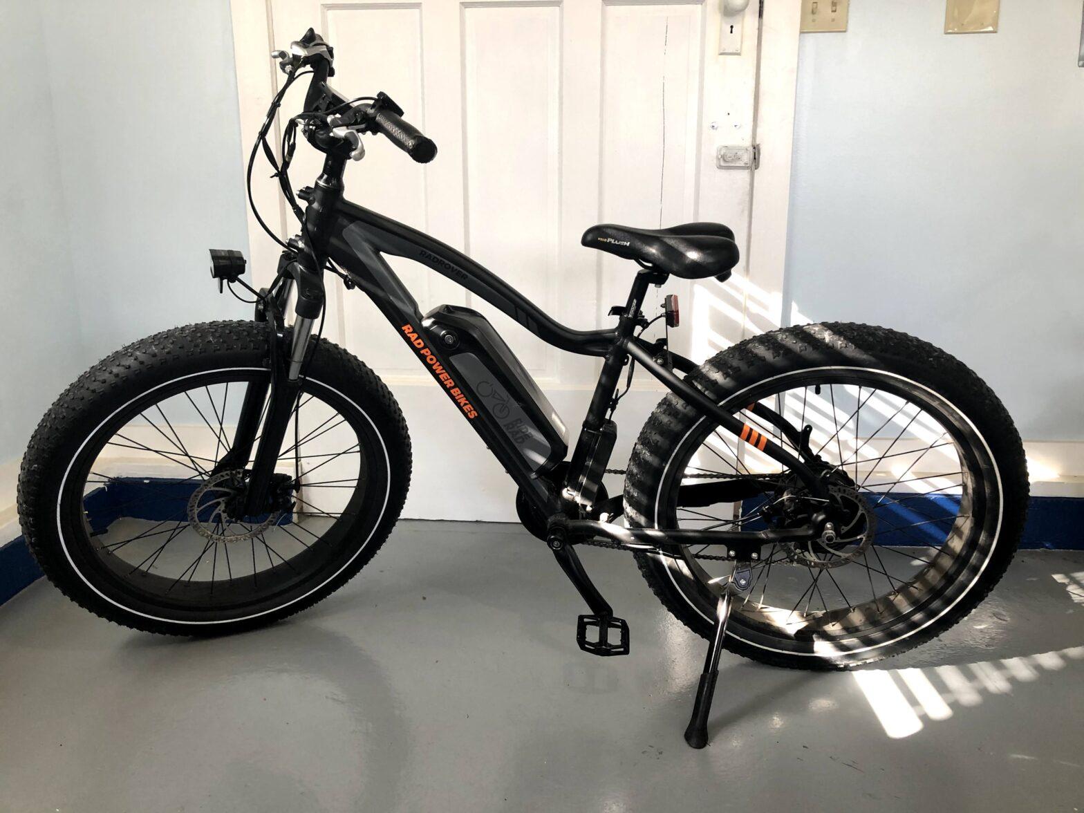 2019 RadRover by Rad Power Bikes – 349 miles – $1,300