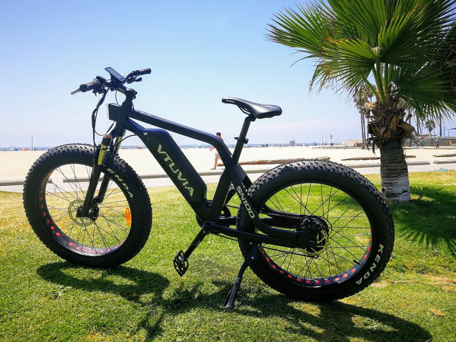 Vtuvia - SN100 - Electric Bike